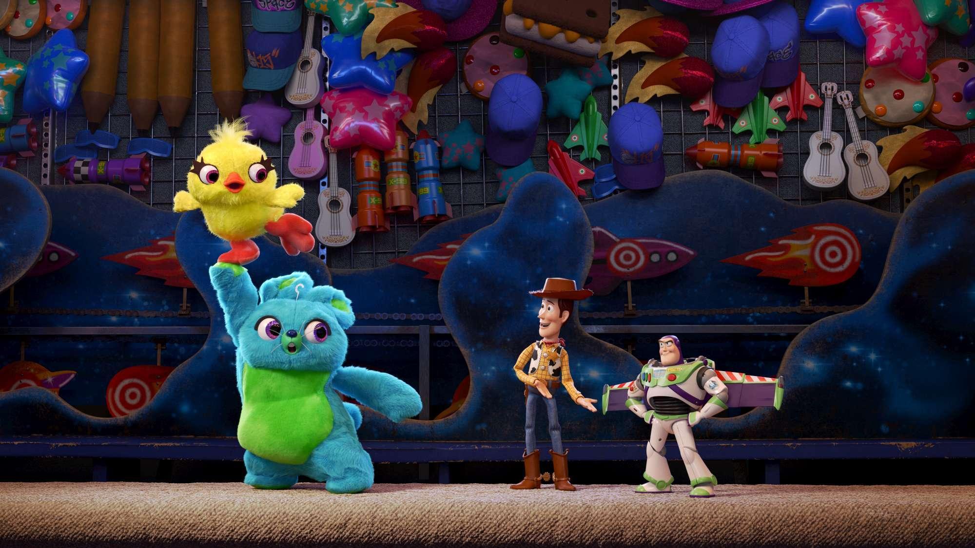 Toy Story 4 , le immagini del film Disney/Pixar