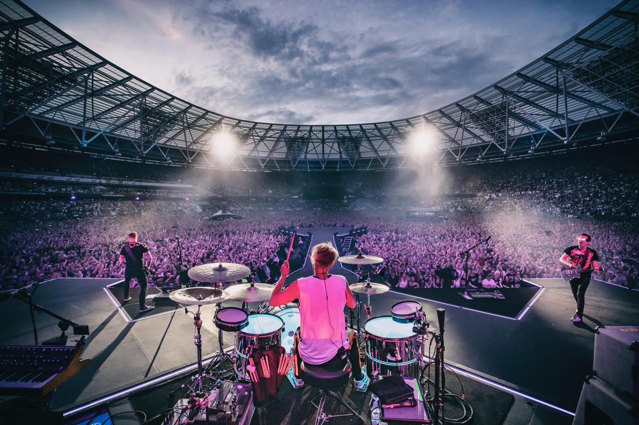 Arriva in Italia il tour dei record dei Muse: attese più di 135mila persone