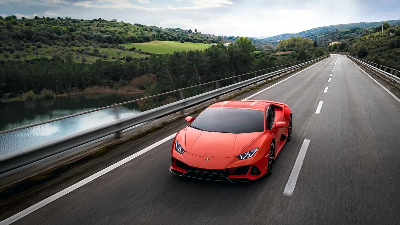 Ecco la Lamborghini Huracàn EVO