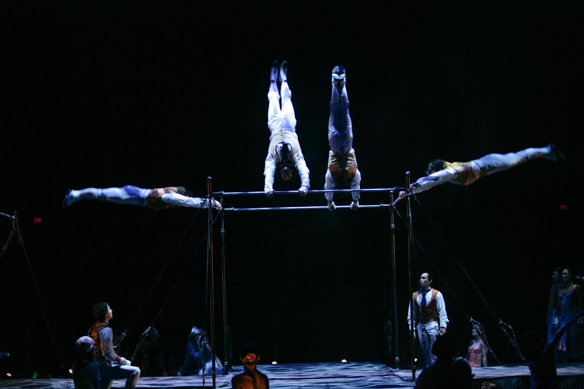 Corteo , tra poesia e stupore arriva il nuovo spettacolo del  Cirque du Soleil