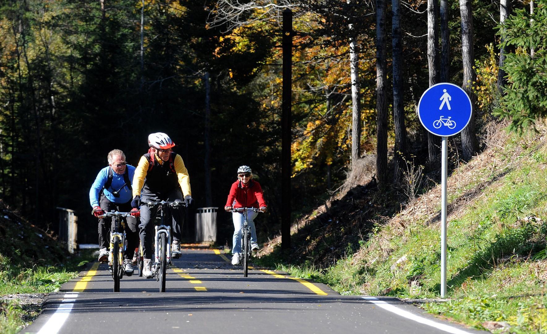 Le piste ciclabili più belle d'Italia