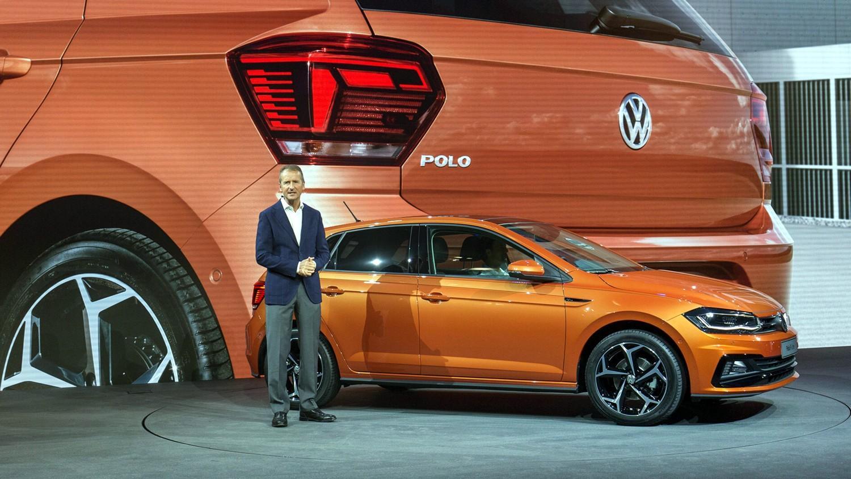 Serata berlinese per la nuova Polo