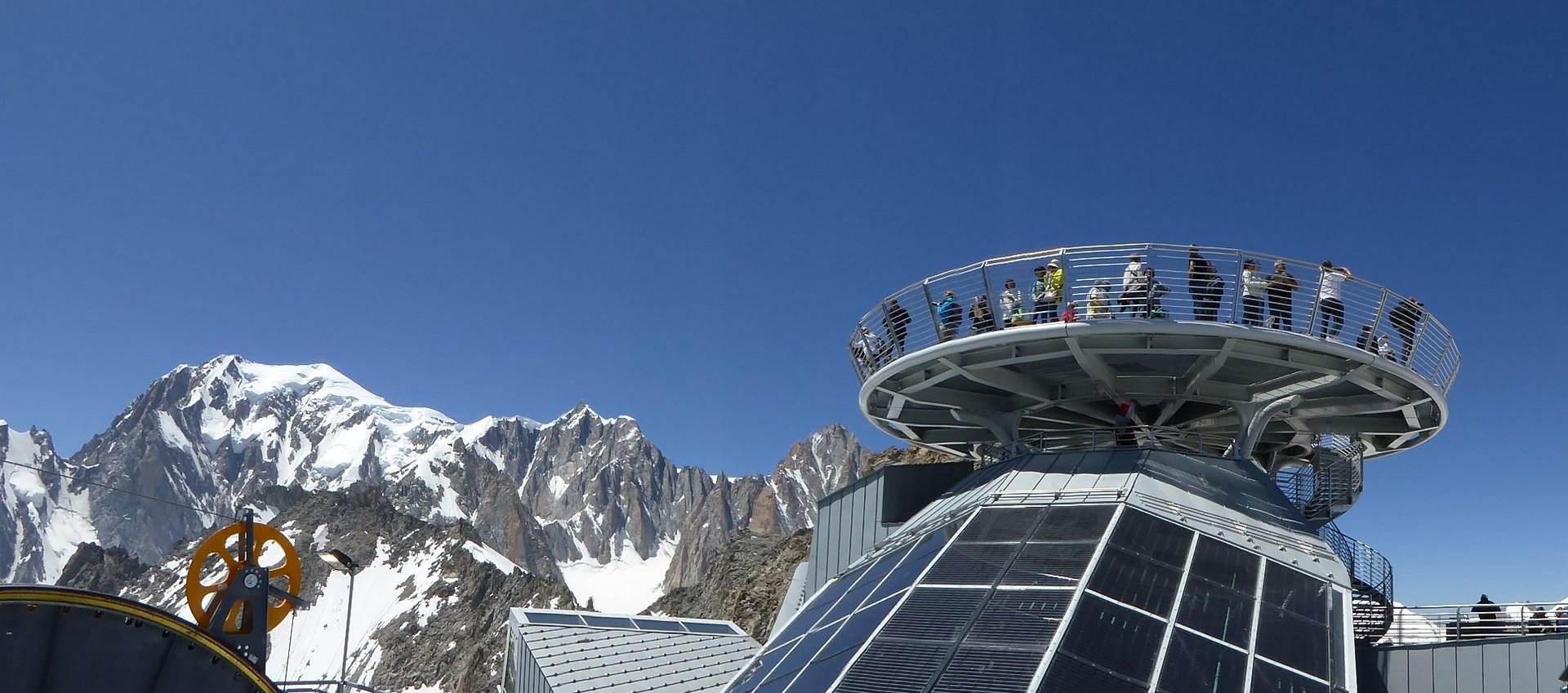 Monte Bianco Emozioni Forti Sul Tetto D Europa Tgcom24