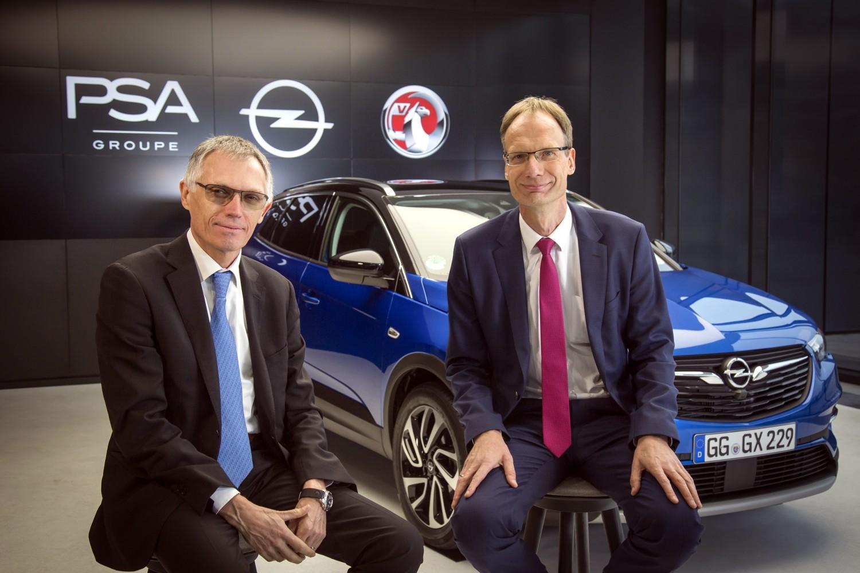 Il piano Pace di Opel e PSA