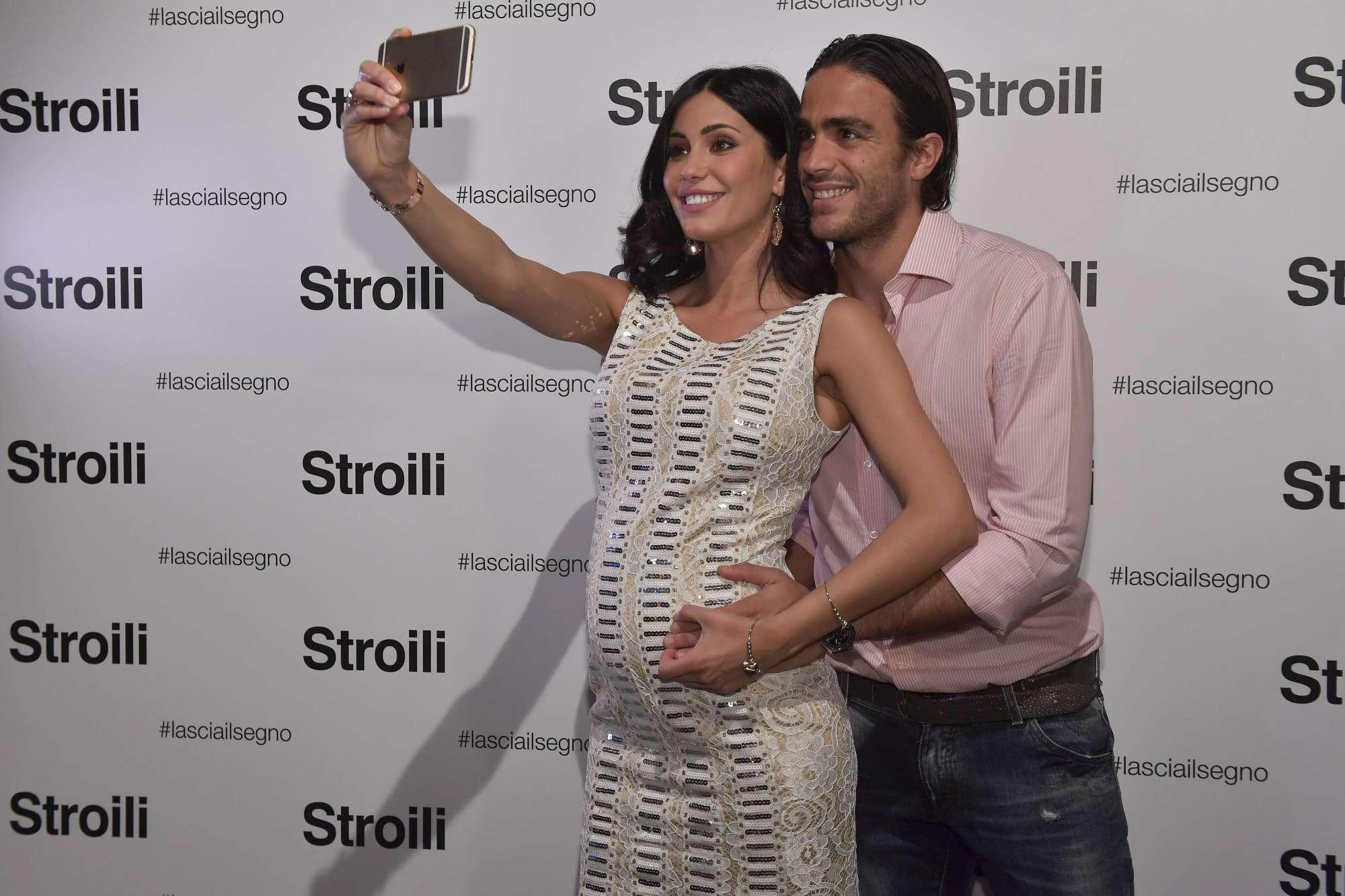Federica Nargi e Alessandro Matri, flash puntati sul pancione