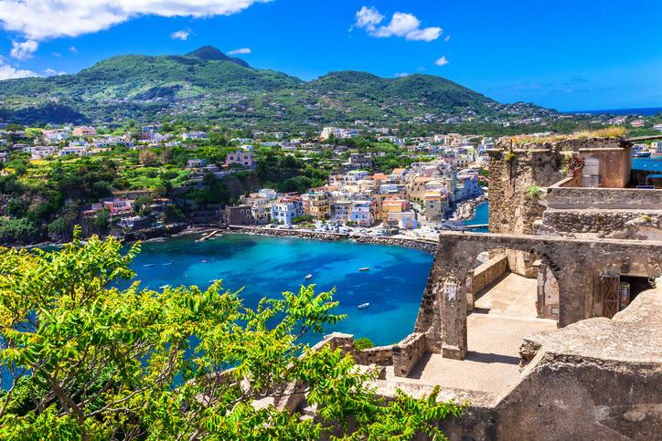 Mare sole e trekking: un fine settimana a Ischia