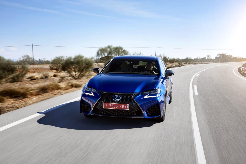 Lexus GS-F berlina