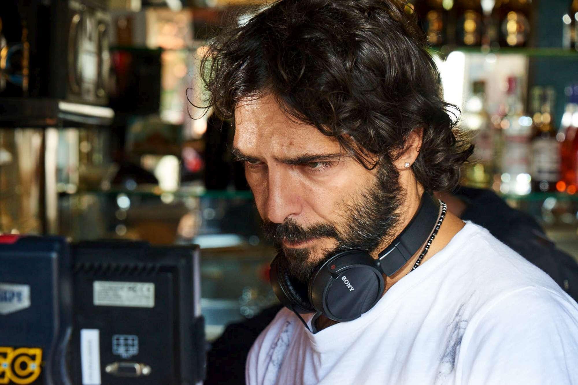 Marco Bocci, dietro le quinte del film