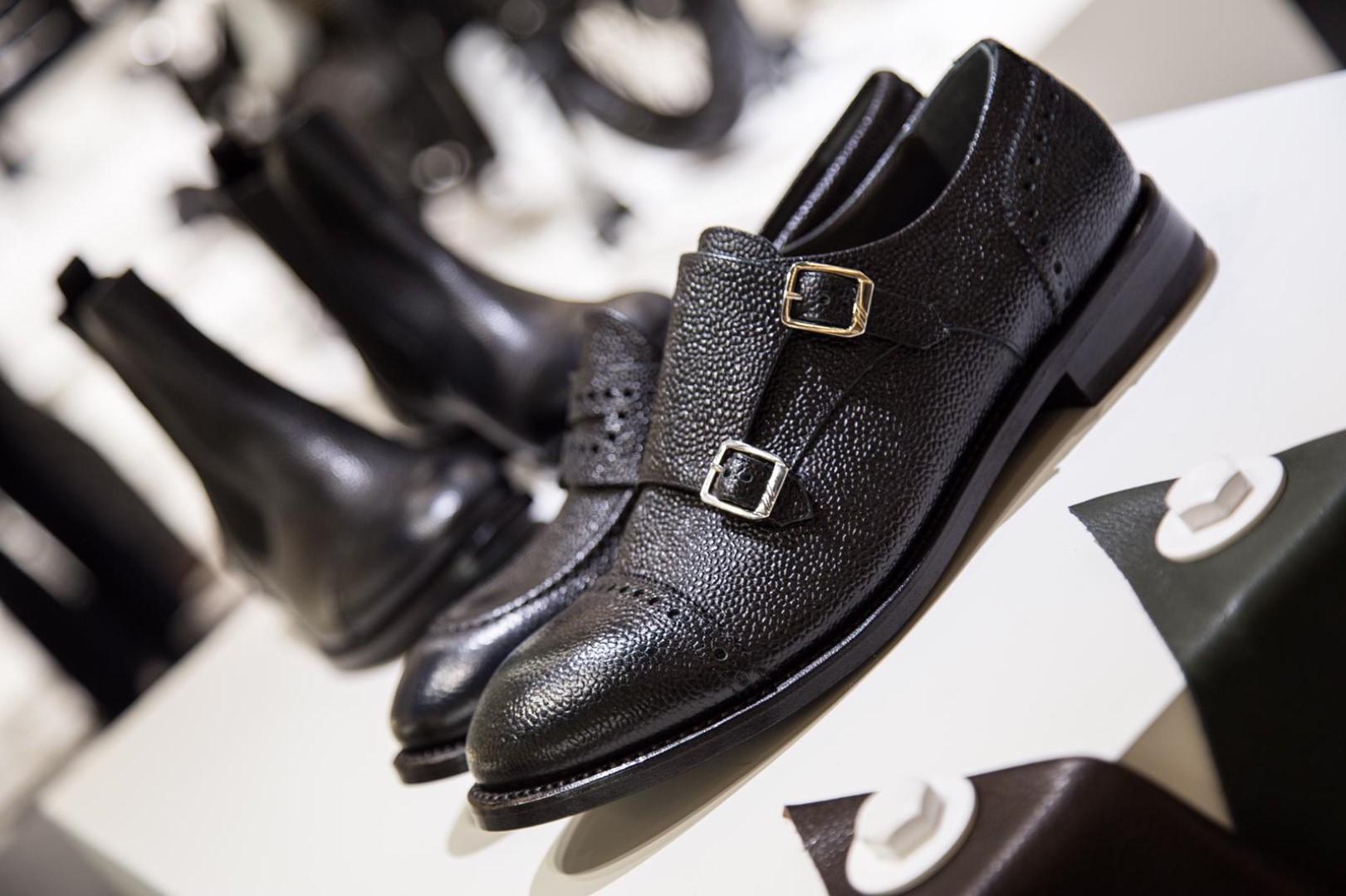 Smart casual e on the road, la calzatura si ispira ai biker