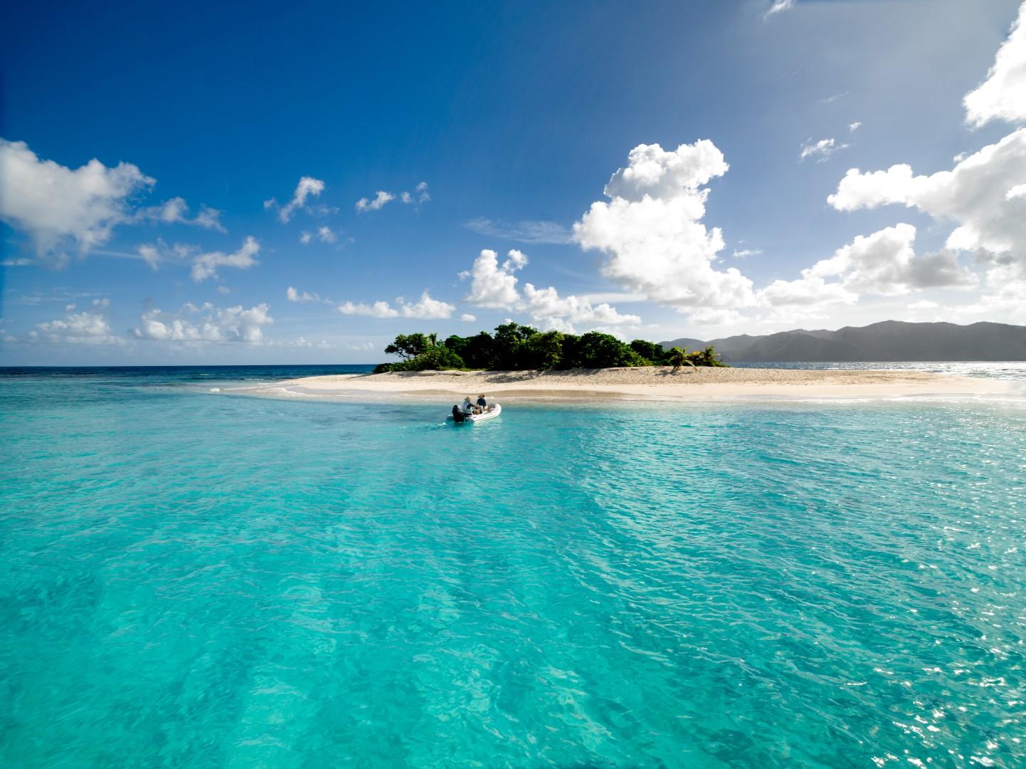 Isole Vergini? Scegli quella che preferisci