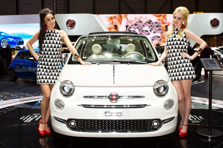 Fiat e Abarth a Ginevra 2017
