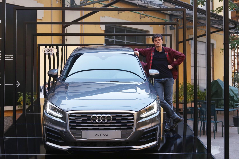 Audi Q2 con Club To Club
