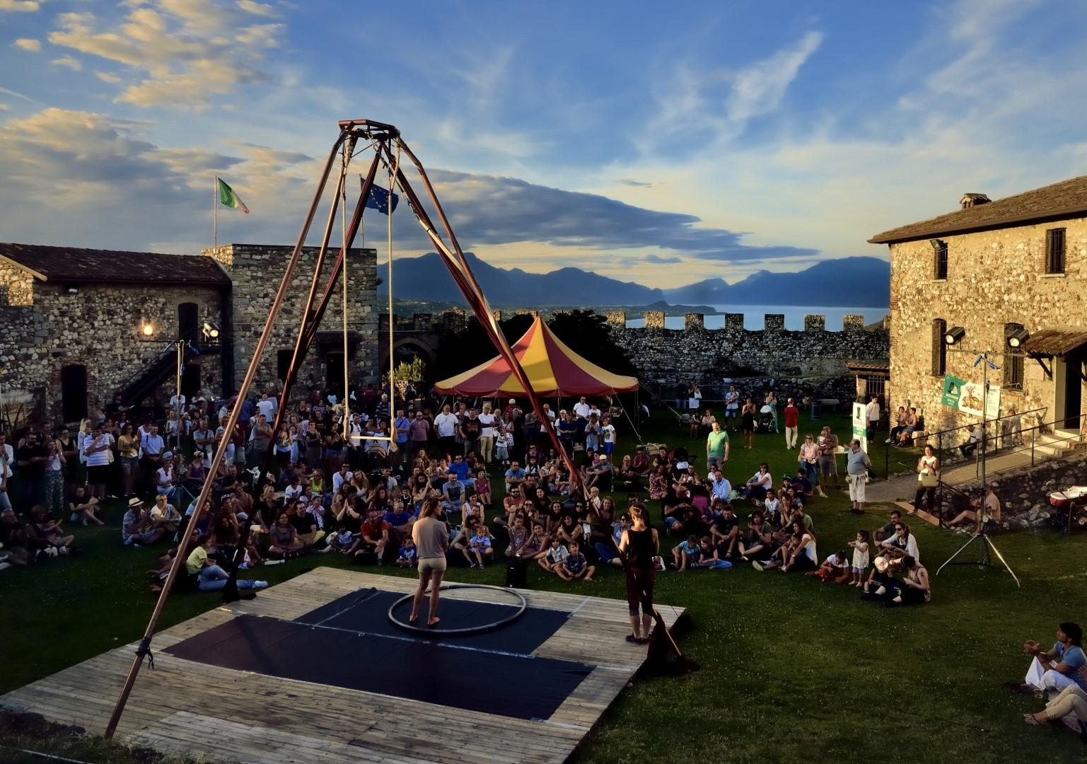 Quattro giorni di divertimento a Lonato del Garda