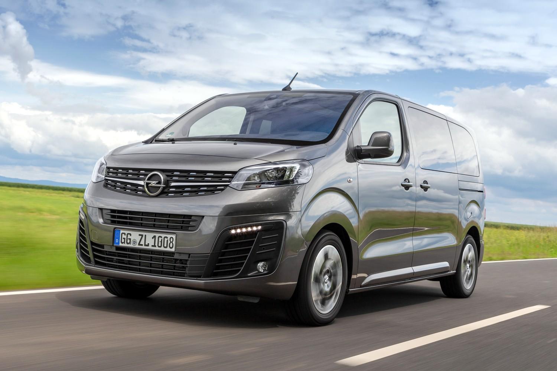 Ecco Opel Zafira Life