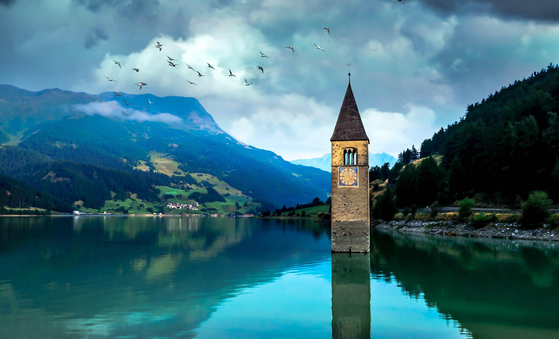 L'Italia dei campanili: eccone venti, straordinari