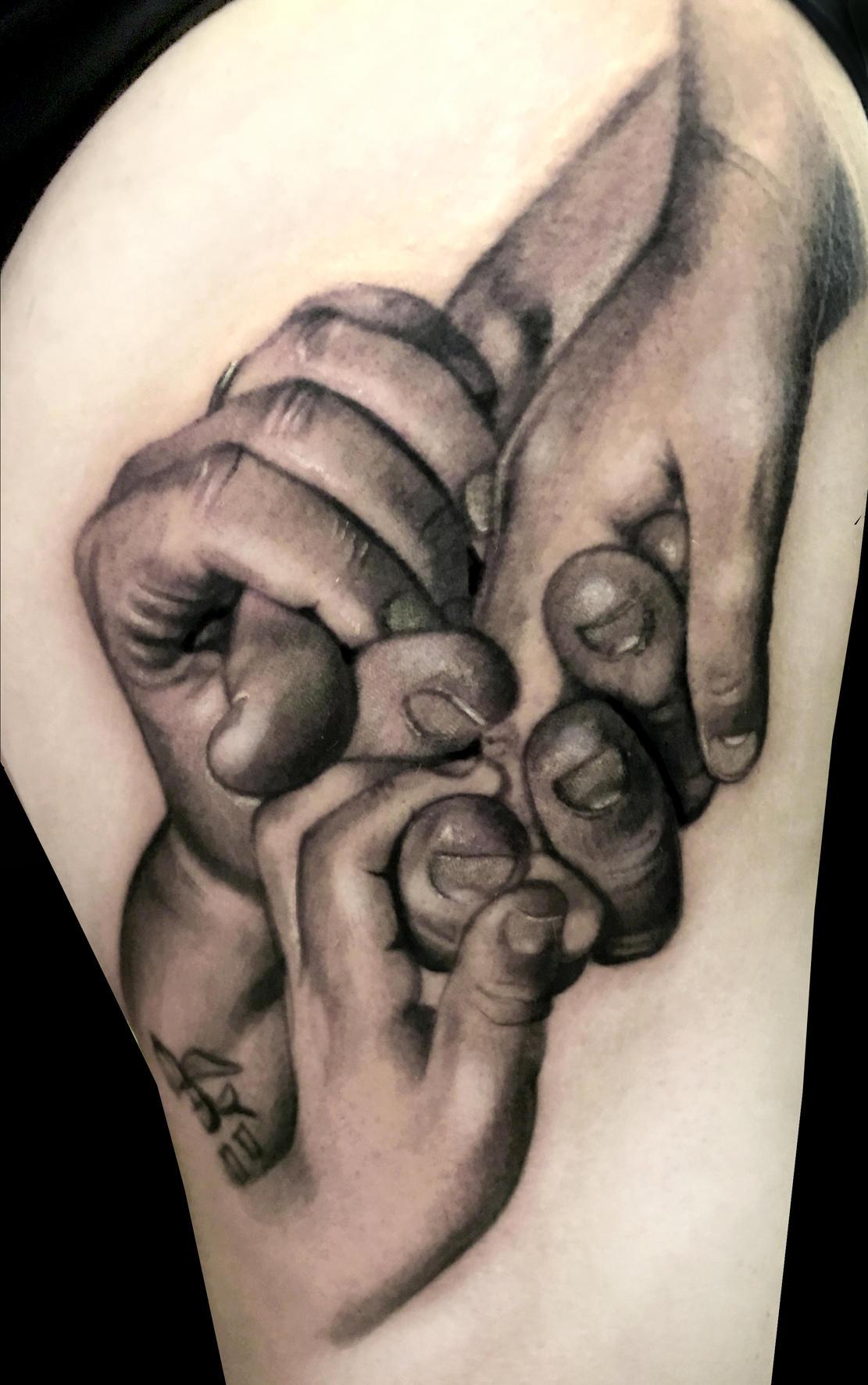 I tatuaggi realistici: opere d'arte sulla pelle