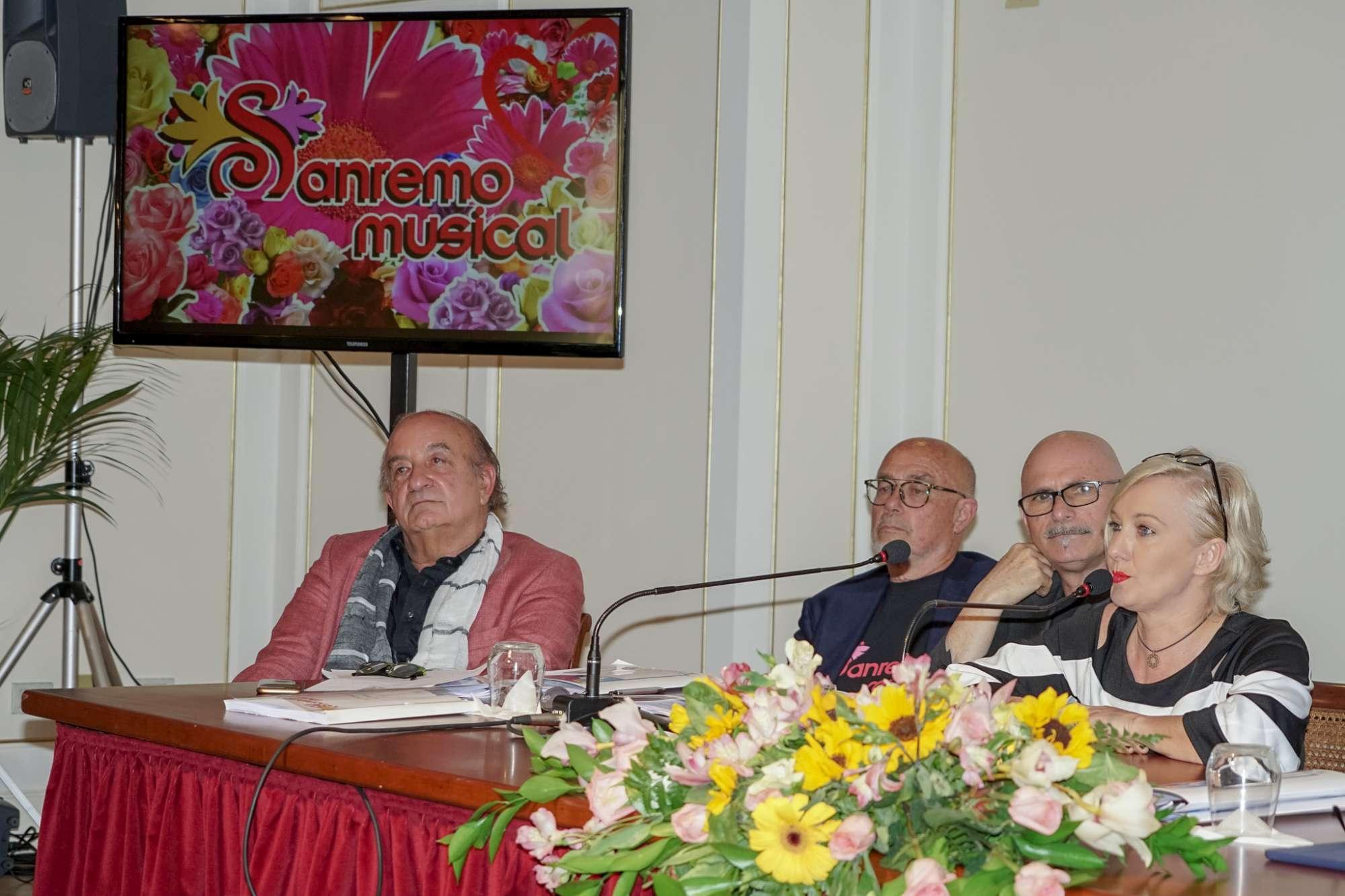 Sanremo Musical, la presentazione nella città dei fiori