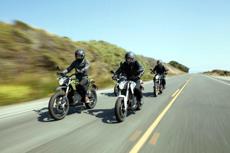 La faccia pulita di Zero Motorcycles