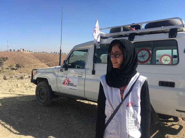 Giulia: da Cuneo all Afghanistan per aiutare i bimbi e le neomamme