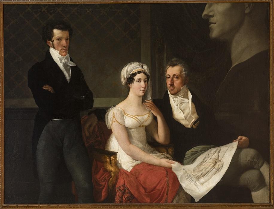 Canova, Hayez e Cicognara. L'ultima gloria di Venezia  in mostra alle Gallerie dell'Accademia