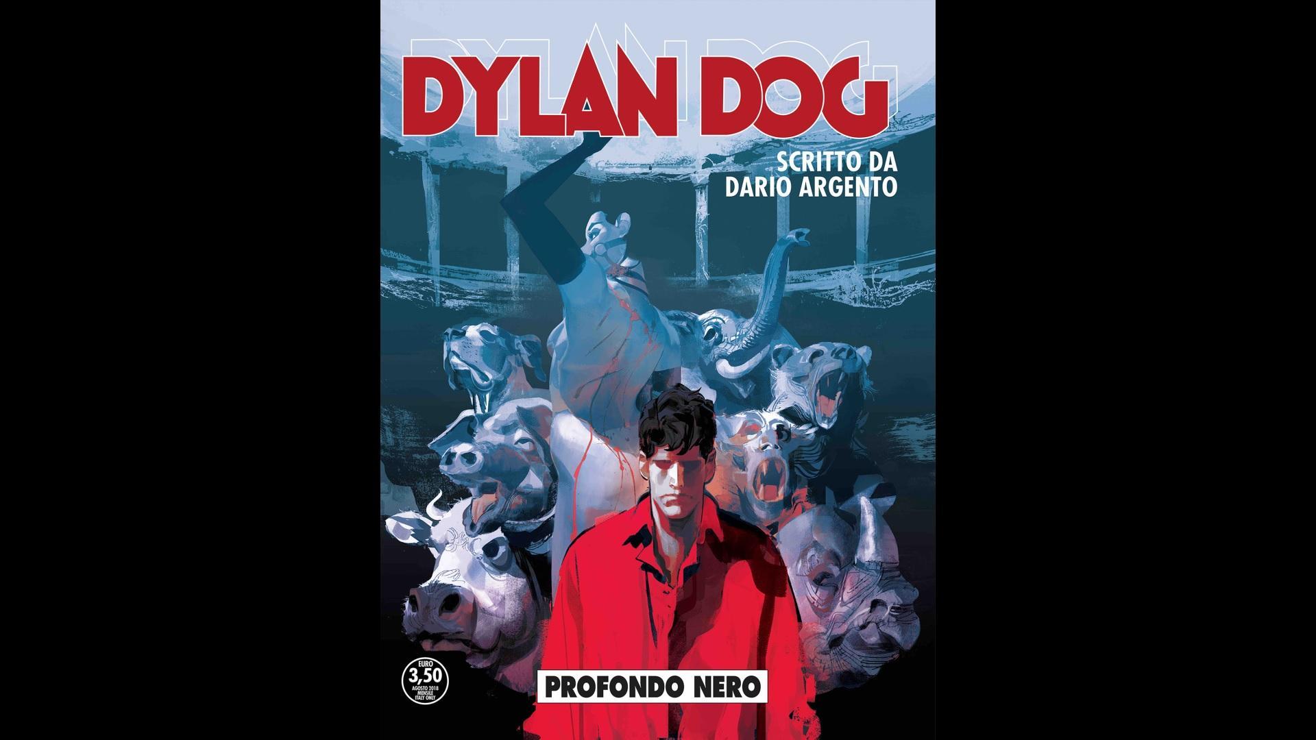 Profondo nero, l incontro tra Dario Argento e Dylan Dog