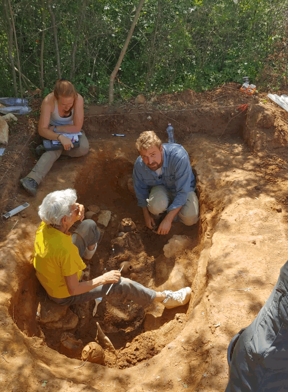 Viterbo, continuano le scoperte archeologiche a San Giuliano: emerso un sito etrusco e medievale