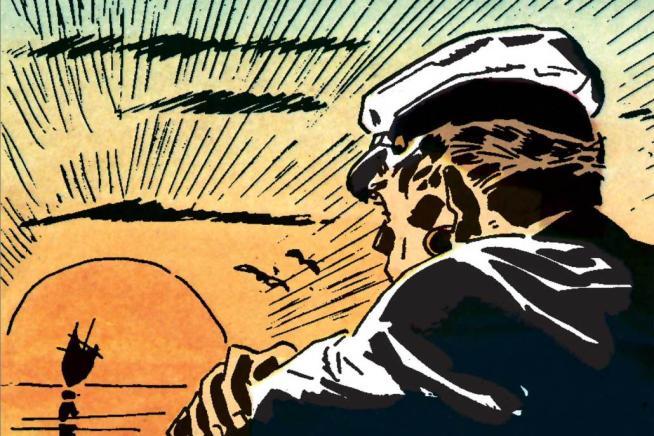 A Roma  Fumetto italiano. Cinquant anni di romanzi disegnati