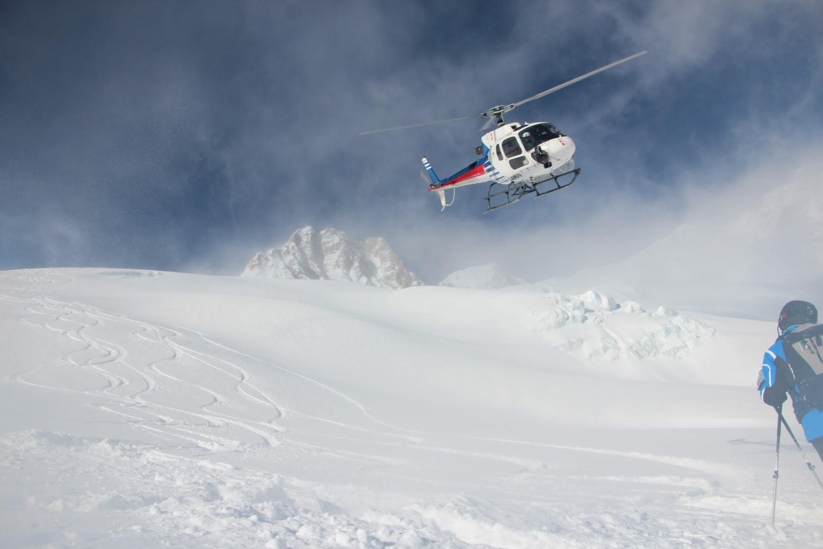 Courmayeur, inverno d'eccezione sotto il Monte Bianco