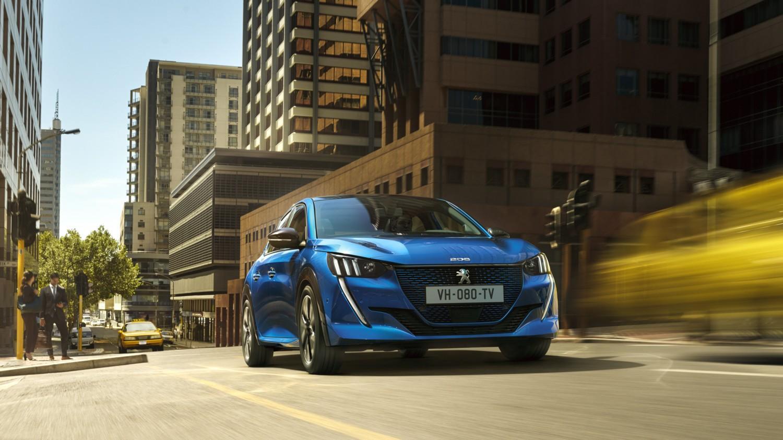 Il cambio di passo di Peugeot 208