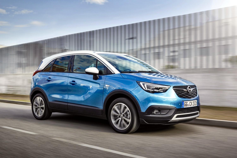 Opel Crossland X Gpl Tech
