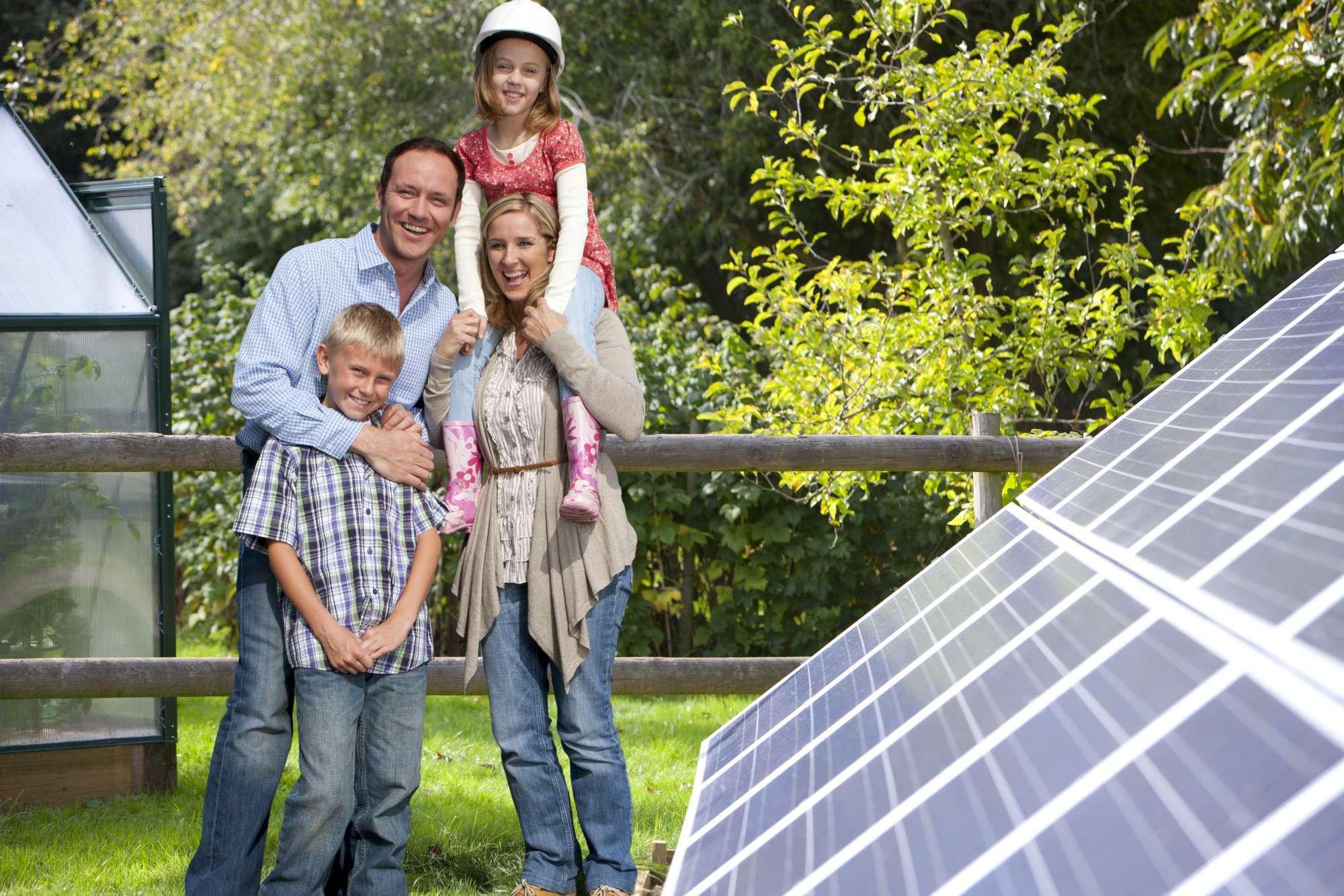 Ecco i 5 ottimi motivi per installare un impianto fotovoltaico
