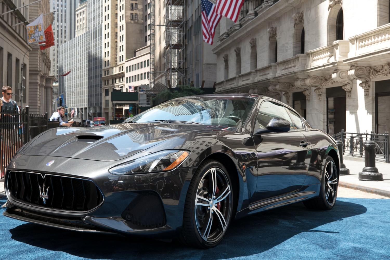 Wall Street celebra Maserati