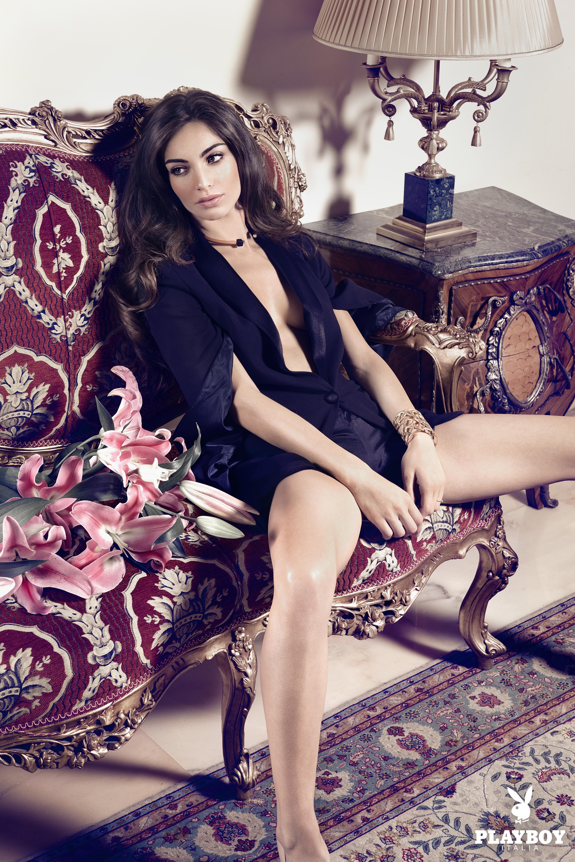 Lorella Boccia, da  Amici  a Playboy