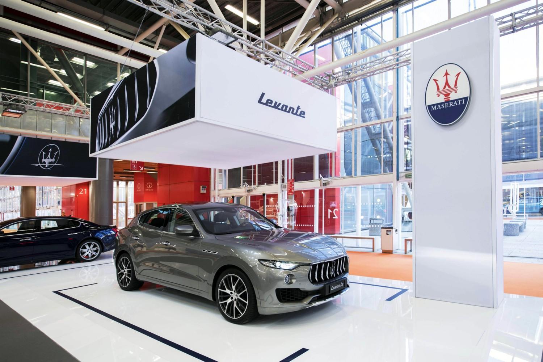 Maserati al Motor Show 2016