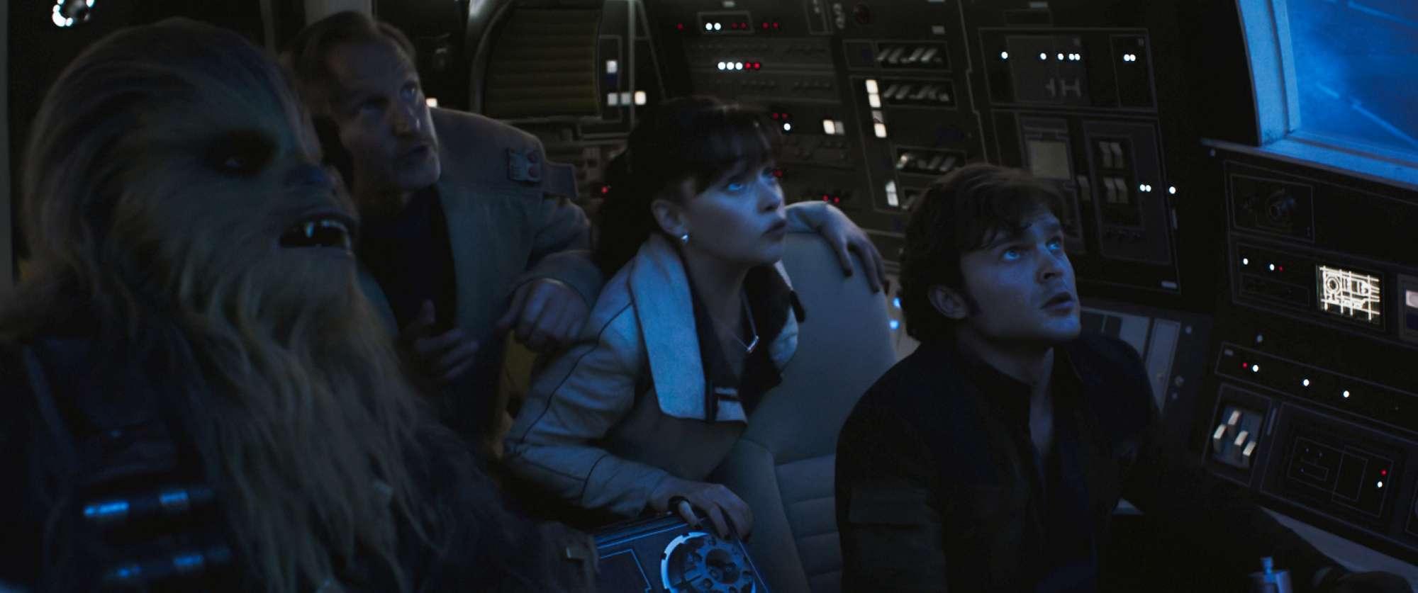 Solo: A Star Wars Story , le immagini del film