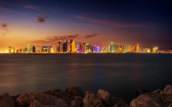 Doha in Qatar, fastoso miraggio nel deserto