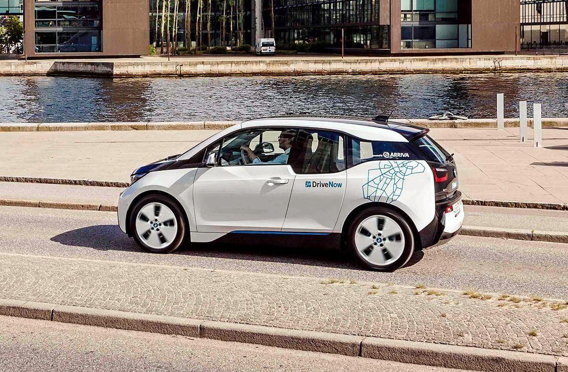 BMW e Toyota, car sharing in arrivo