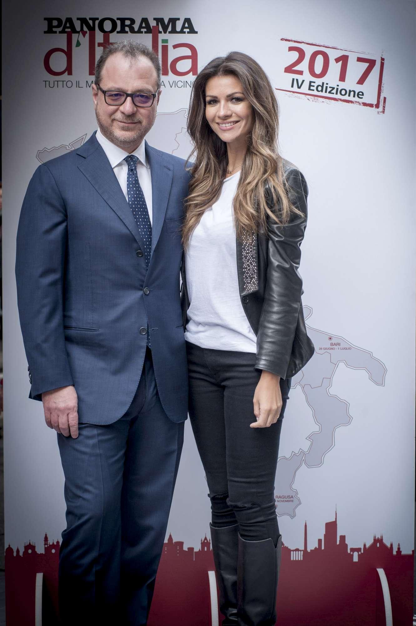 Gran tour d Italia, Alessia Ventura