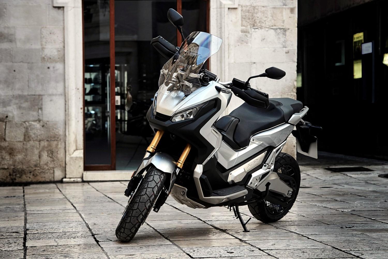X-ADV e le altre Honda