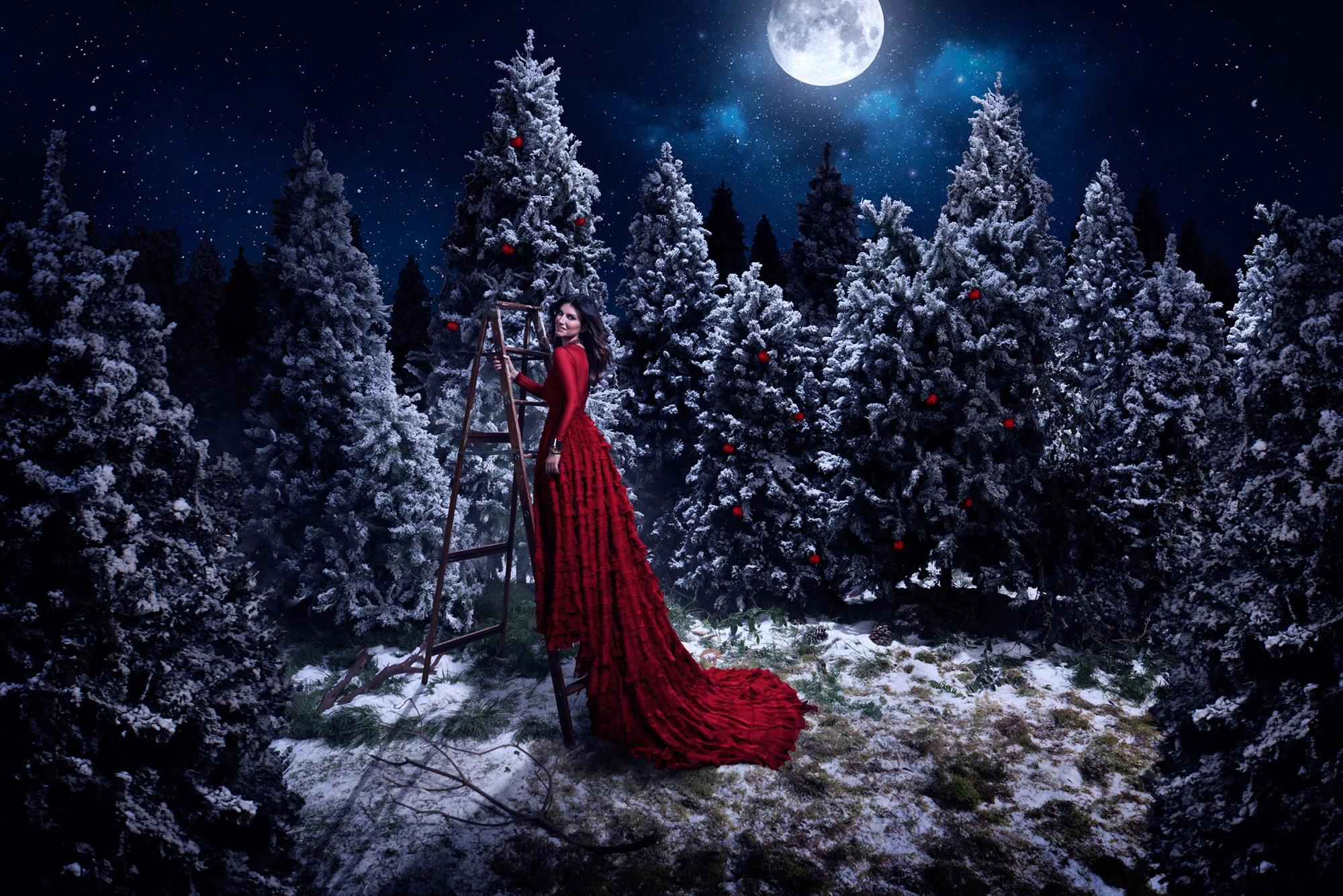 Laura Xmas , la Pausini canta la magia del Natale