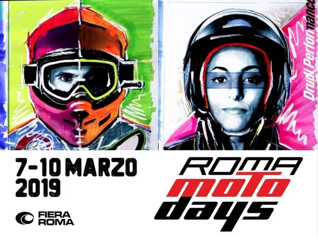 Roma Motodays 11° edizione