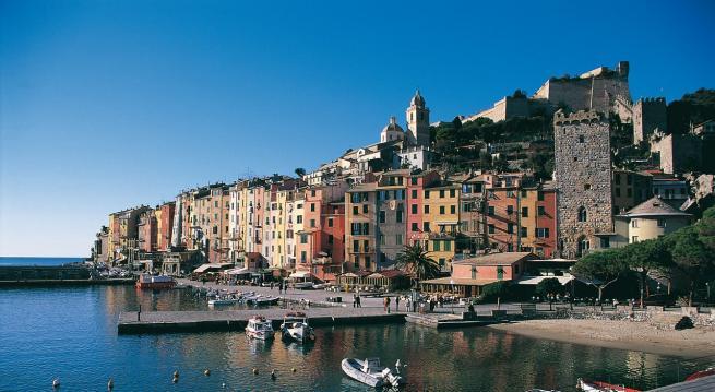 I gioielli della Liguria, incastonati tra cielo e mare