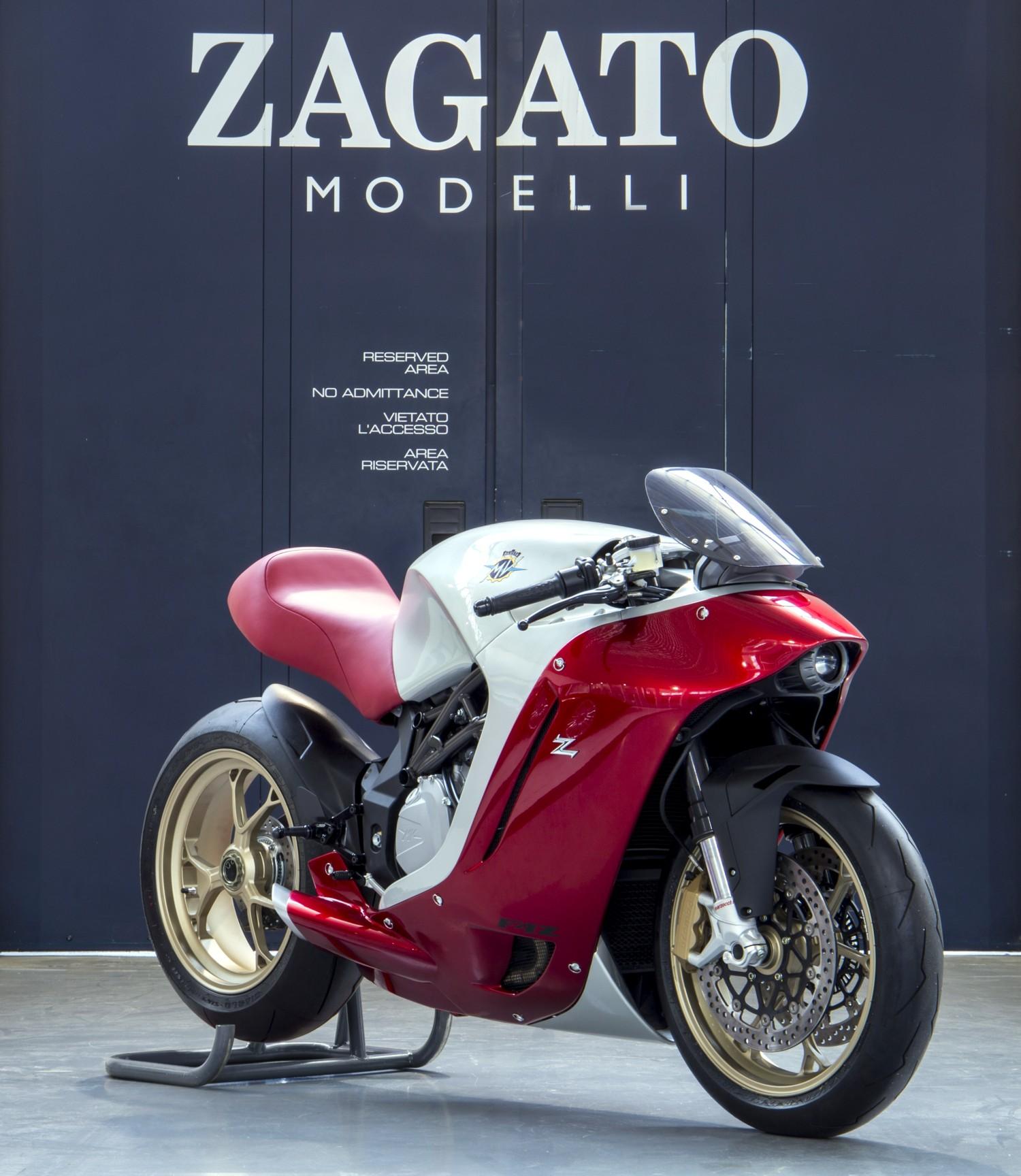 F4Z, la MV Agusta firmata Zagato