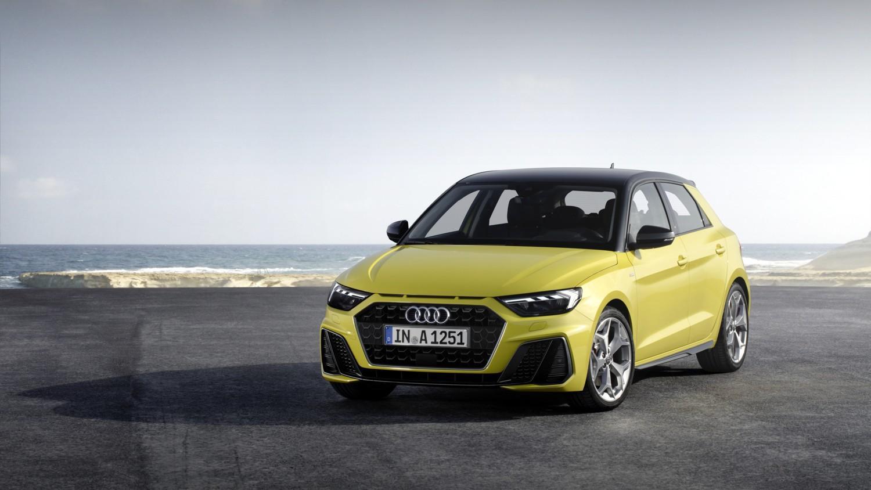 Audi nuova A1 Sportback