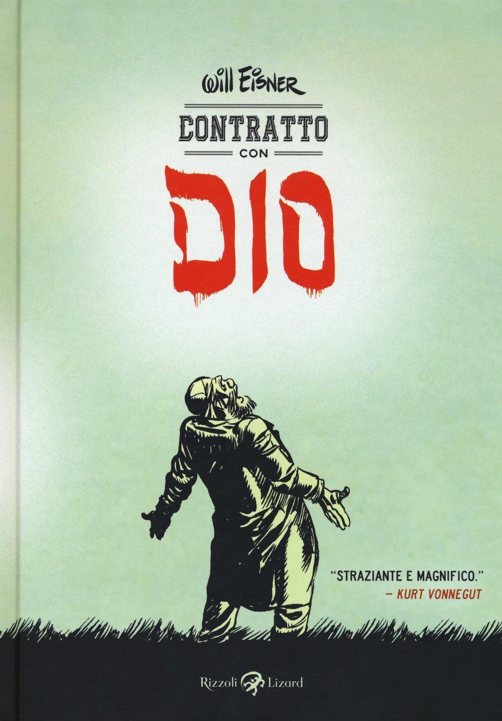 A quasi 40anni dalla sua prima uscita è di nuovo in libreria Contratto con Dio, di Will Eisner