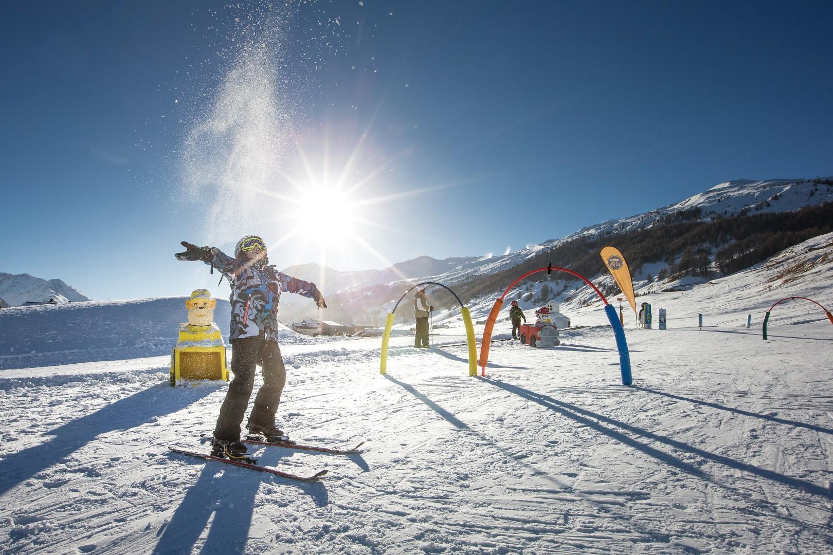 Total ski in Valtellina: il catalogo è questo