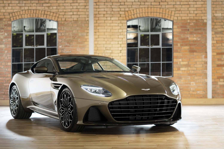 Le nuove special Aston Martin