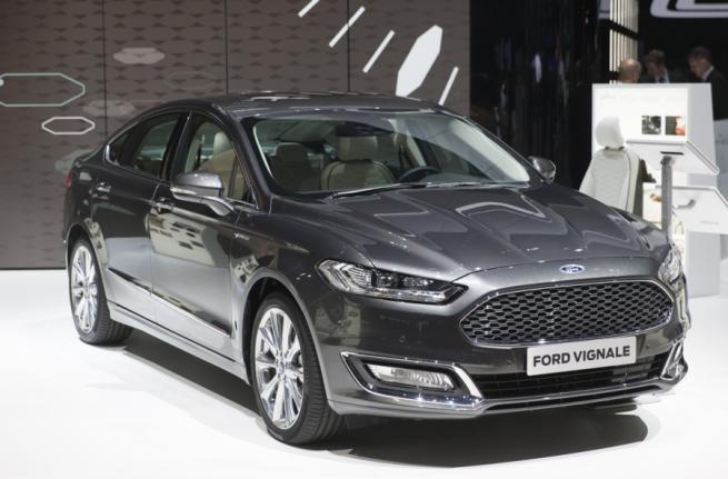Ecco Vignale, il brand premium Ford