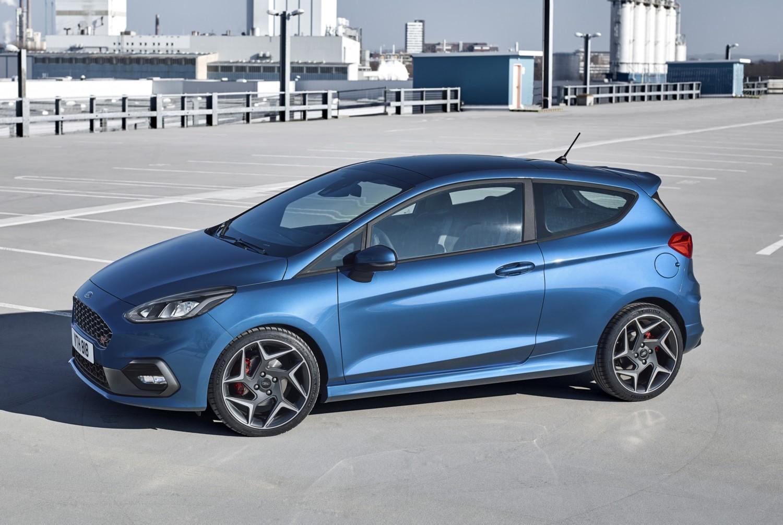 Ford nuova Fiesta ST