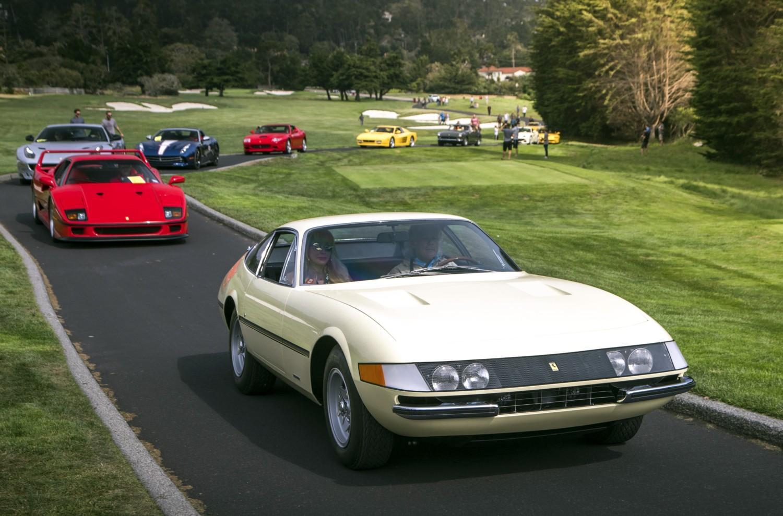 Ferrari, 70 anni di mito
